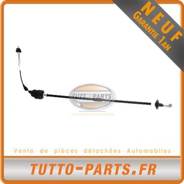 Câble dEmbrayage Opel Astra F Combo I Kadett E Vauxhall'
