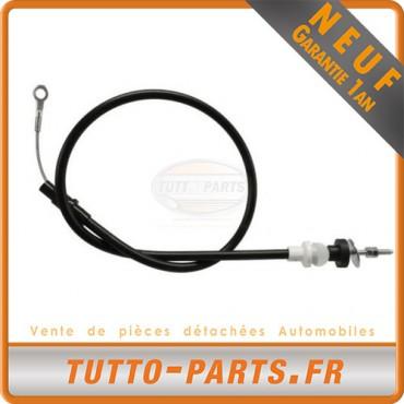 Câble dEmbrayage VW Golf I Jetta I Scirocco'