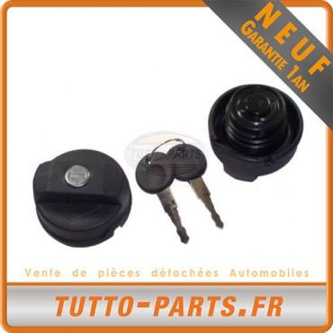 Bouchon Réservoir de Carburant Alfa Romeo 156 164 166 Spider II Audi A4