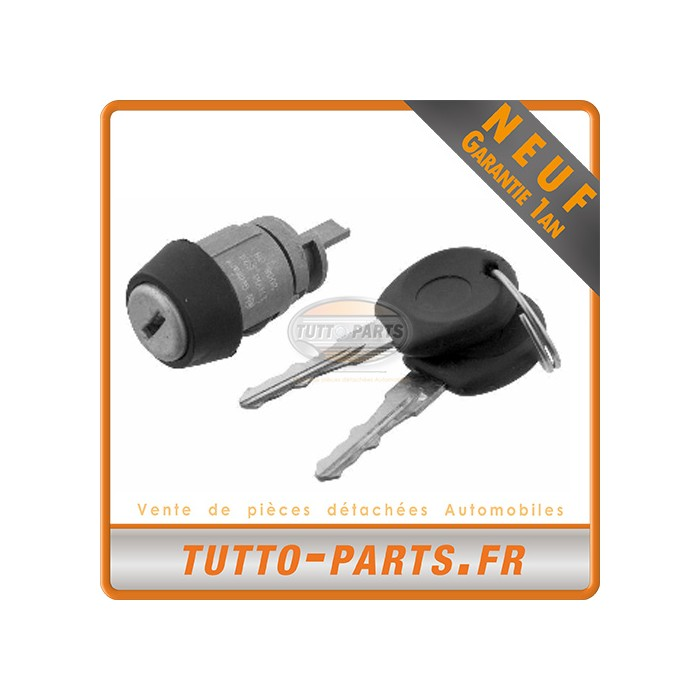 Barillet Serrure d'allumage Audi 80 VW Golf I II Jetta I II Passat Polo