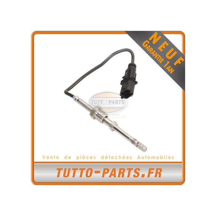 Sonde Température Gaz d'Echappement Chevrolet Aveo 1.3D Opel Astra J Corsa D 1.3 CDTI