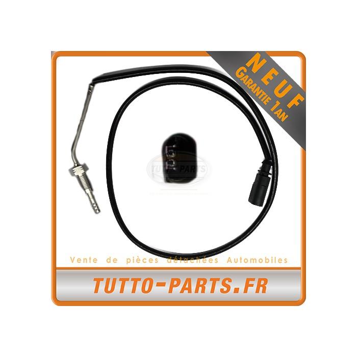 Sonde Température Gaz d'Echappement Seat Ibiza IV Skoda Fabia II Roomster VW Polo 1.2TDI