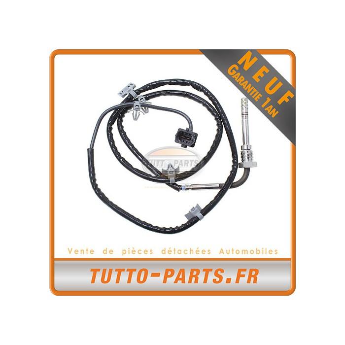 Sonde Température Gaz d'Echappement Opel Vauxhall Astra H Zafira B 1.7 CDTI
