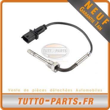 Sonde Température Gaz dEchappement Chevrolet Malibu 2.0D Opel Astra J Zafira C 2.0 CDTI Saab 9-5 2.0 TiD'