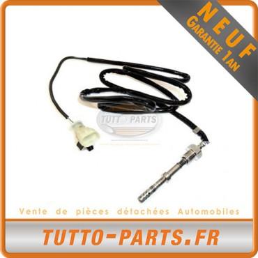 Sonde Température Gaz dEchappement Opel Vauxhall Astra H Zafira B 1.7 CDTI'