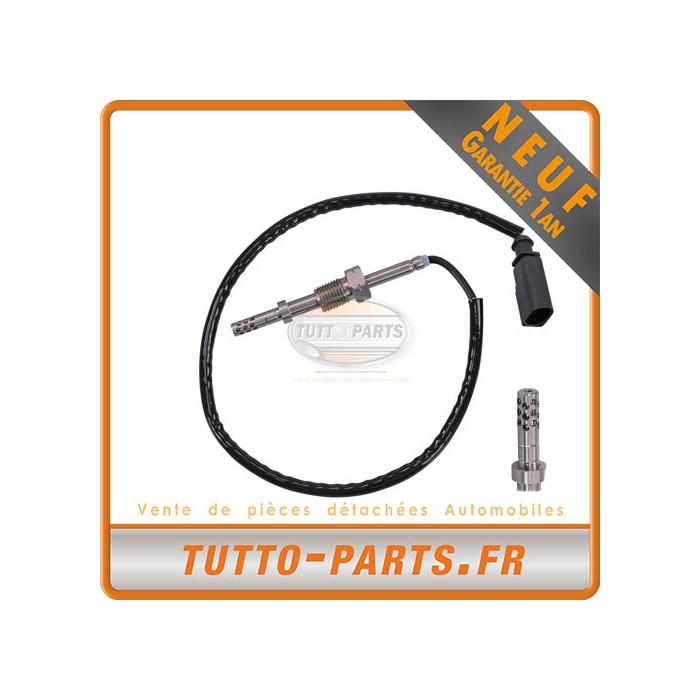Sonde Température Gaz d'Echappement VW Crafter 30-35 30-50 Multivan V Transporter V VI 2.0 TDI
