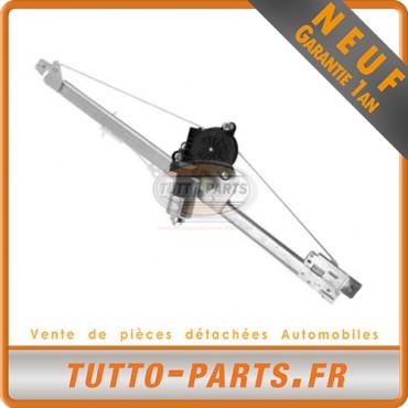 Mécanisme Lève Vitre Electrique Avec Moteur Avant Gauche Nissan Primastar Opel Vivaro Renault Trafic II