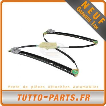 Mécanisme Lève Vitre Arrière Gauche Audi Q7 4LB de 2006 à 2015