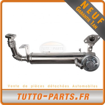 Vanne EGR + Refroidisseur Fiat Ducato Iveco Daily 504178568