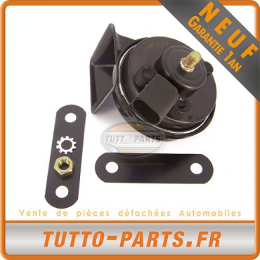 Klaxon Seat Leon Toledo Altea VW Golf Scirocco Touran Skoda 1K0951221