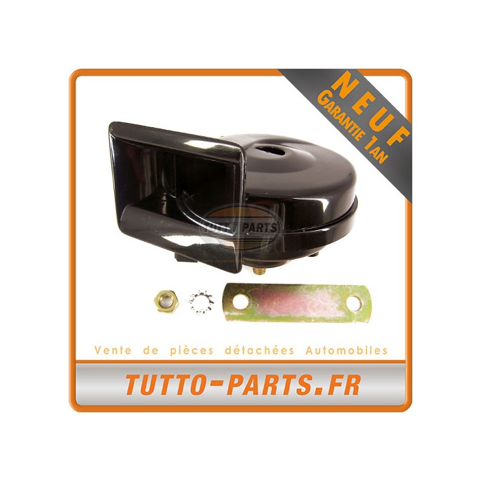 Klaxon Audi A3 TT Seat Skoda VW Passat Polo Ton Haut 510HZ