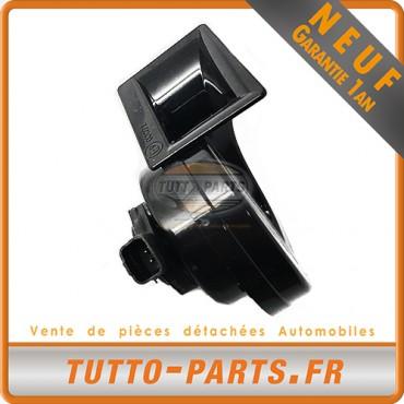 Klaxon Avertisseur Sonore pour Peugeot Partner - 1996 à 2008