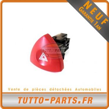 Bouton Warning Renault Espace IV Laguna II Master II