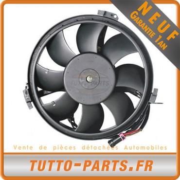 Ventilateur Refroidissement Radiateur Audi A4 A6 A8 VW Passat Seat Alhambra Ford Galaxy