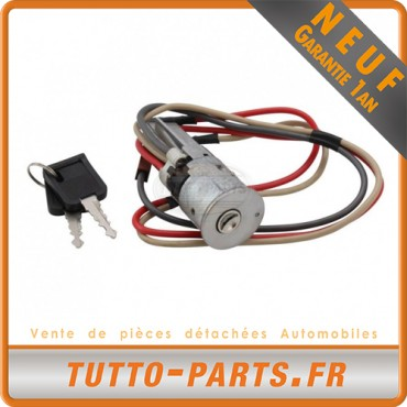 Neiman Serrure Barrilet dAllumage + cles pour Renault Master I 5000410309
