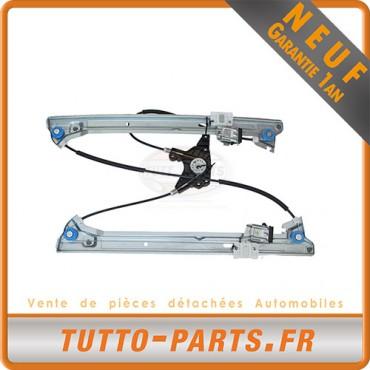 Mécanisme Lève Vitre Avant Droit Mercedes Vito Viano W639 à partir de 2003