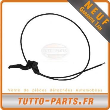 Câble Déverrouillage Capot Opel Astra F Calibra Kadett E Vectra A