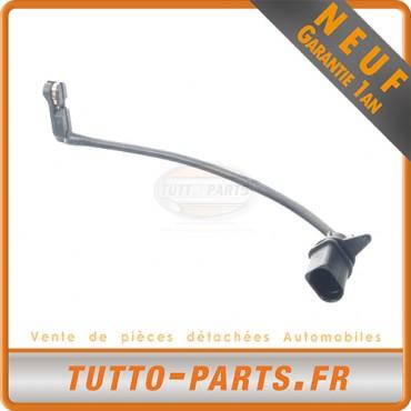 Contacteur Témoin Usure Plaquette Avant Gauche Audi A4 A5 Q5 - 8W0615121H
