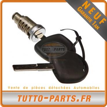Barillet Serrure d'allumage + Clés Opel Calibra Omega Senator Vectra
