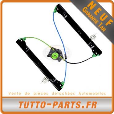 Mécanisme Lève Vitre Electrique Avant Droit Fiat Stilo 4/5 portes de 2001 à 2008