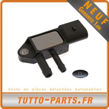 Capteur Pression des Gaz Audi A4 A5 A6 A7 A8 Q5 Q7 Cayenne Seat Skoda VW - TDI