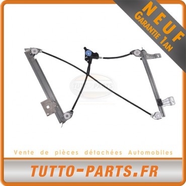 Mécanisme Lève Vitre Avant Droit Peugeot 307 CC - 3 portes