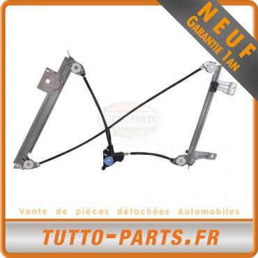 Mécanisme Lève Vitre Avant Gauche Peugeot 307 CC - 3 portes