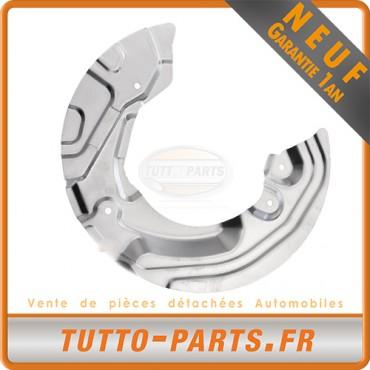 Protecteur Disque de Frein Avant Gauche BMW E81 E82 E87 E88 E90 E91 E92 E93