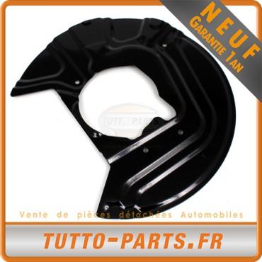 Protection Disque de Frein Avant Gauche BMW X3 E83