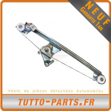 Mécanisme Lève Vitre Arrière Droit Mercedes Classe E W210 S210