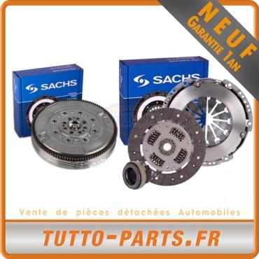 Kit Embrayage + Volant Moteur SACHS Alfa Romeo 145 146 147 Fiat Lancia 1.9 2.4JTD