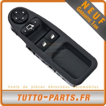 Commande Bouton Lève Vitre Conducteur Citroen Jumpy Fiat Scudo Peugeot Expert
