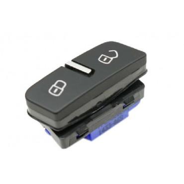 Bouton interrupteur verrouillage portes pour VW TOUAREG 7P5 7P6 7P6962125A