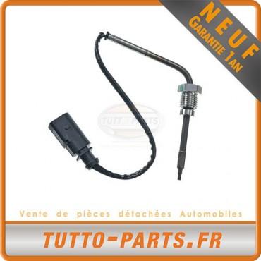 Palpeur, température des gaz pour AUDI A4 A5 2.7 TDI 3.0 TDI