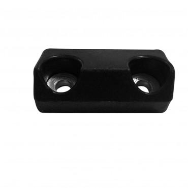Loquet Support de réglage porte arrière Pour NEMO DOBLO FIORINO BIPPER 46770619