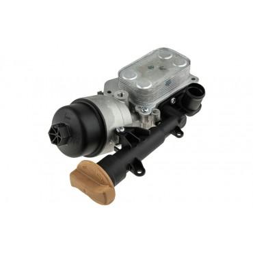 Boitier Couvercle Filtre À Huile Pour Mito Aveo Doblo Musa Corsa Astra 55183548