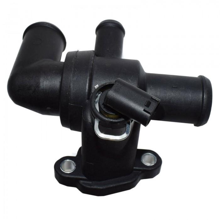 Boitier Thermostat D'eau Pour Cabrio City-coupe Crossblade Roadster 0003179V010