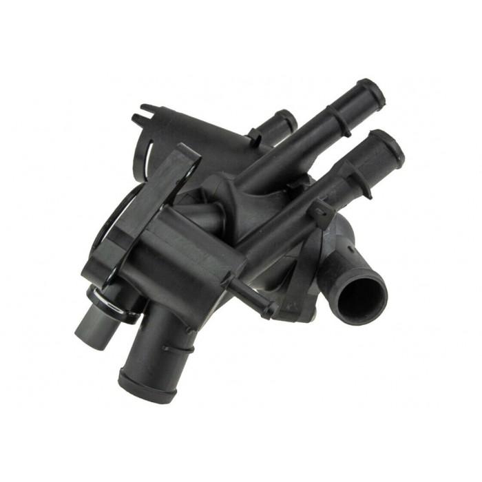 Boitier Thermostat D'eau Pour Vw Bora I Golf Iv 1.6 Fsi 032121111CF