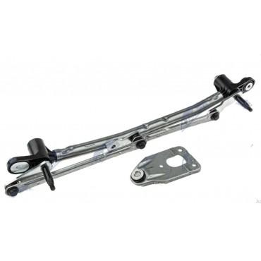 Mécanisme Tringlerie D'essuie Glace Avant Pour Fiat Doblo Cargo 51810592