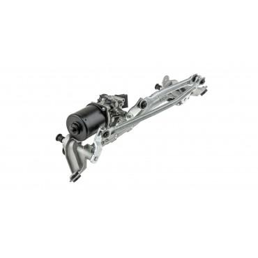 Tringlerie + Moteur D'essuie Glace Avant Pour Nissan Note E11 NE11 288009U100