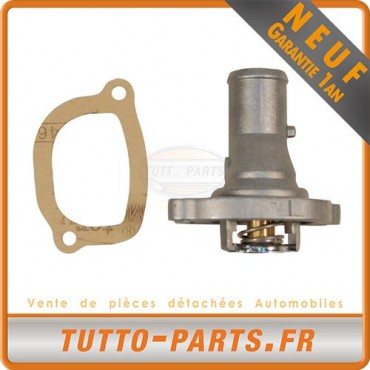 Boitier + Thermostat dEau pour FIAT Brava Idea Marea Palio LANCIA 1.2 1.4'