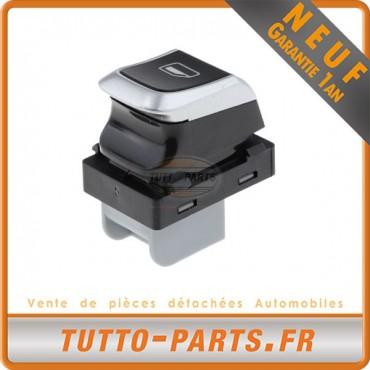Bouton Lève vitre Interrupteur pour AUDI A1 A6 A7 A8 Q3