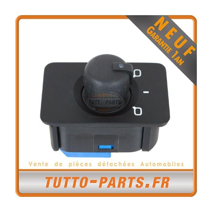 Interrupteur Bouton réglage rétro pour AUDI A6 2001-2004