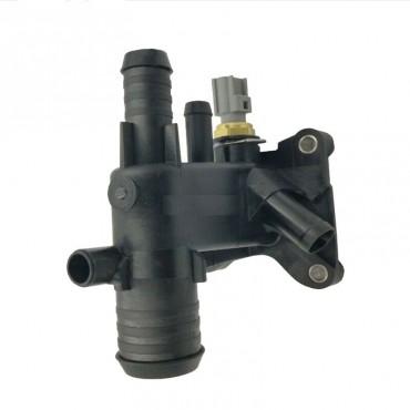 Boitier Thermostat d'eau + Sonde pour FORD Focus 2.0