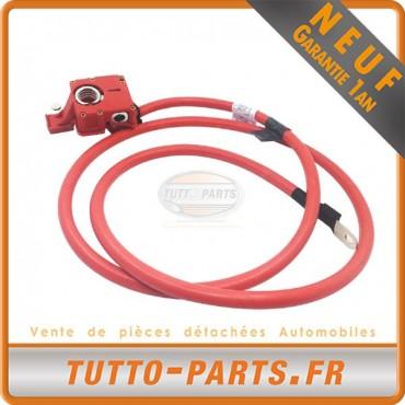 Câble Batterie Plus Positif Rouge pour BMW 5 E60 2006