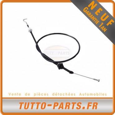 Câble d'accélérateur pour SEAT Toledo I VW Golf I/II Jetta I/II Passat