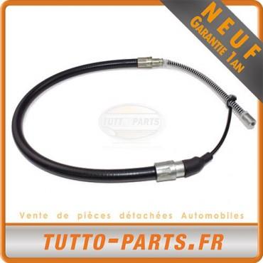 Câble frein à Main pour VW Polo (86C)