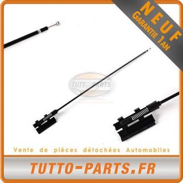 Câble ouverture capot pour SKODA Superb I VW Passat