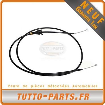 Câble ouverture capot pour BMW Série 3 - E36