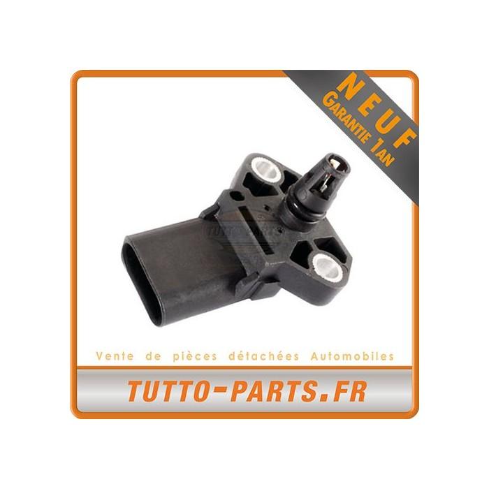Capteur Pression Tuyau d'Admission pour AUDI A1 FORD Galaxy SEAT SKODA VW